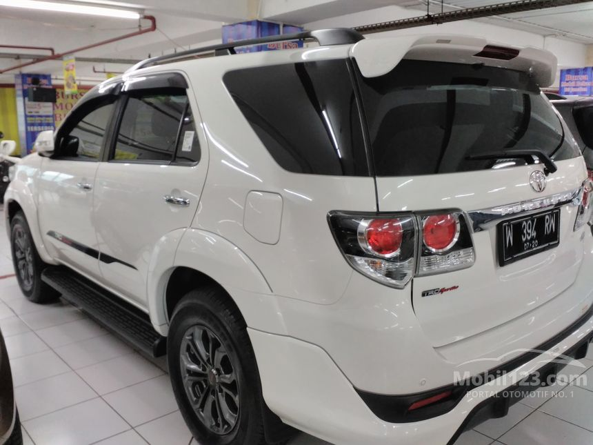 2015 Toyota Fortuner TRD G Luxury SUV