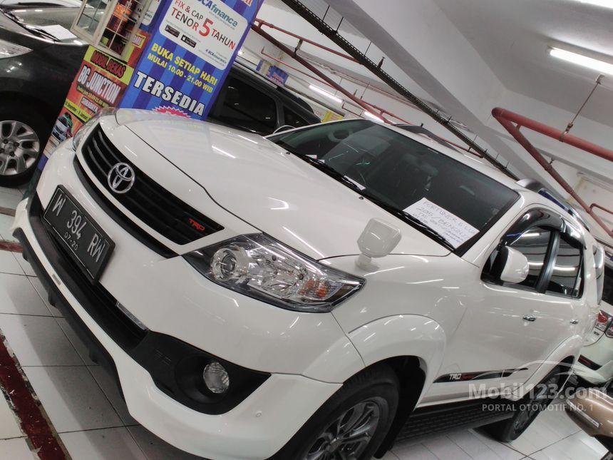 2015 Toyota Fortuner TRD G Luxury SUV