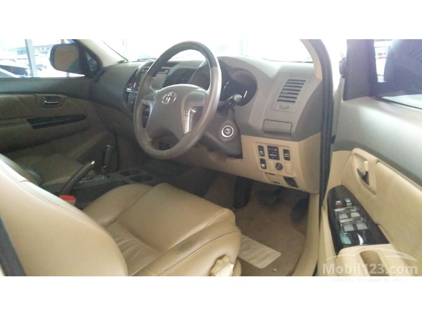 2013 Toyota Fortuner TRD G Luxury SUV
