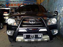 Toyota Fortuner 2.7 V 4x4 WD 2005 AT ANTIK BLACK GAHAR , TDP hanya 25 juta