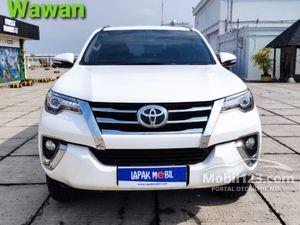 2016 Toyota Fortuner 2.4 VRZ Diesel Matic Km 71rb Tangan 1