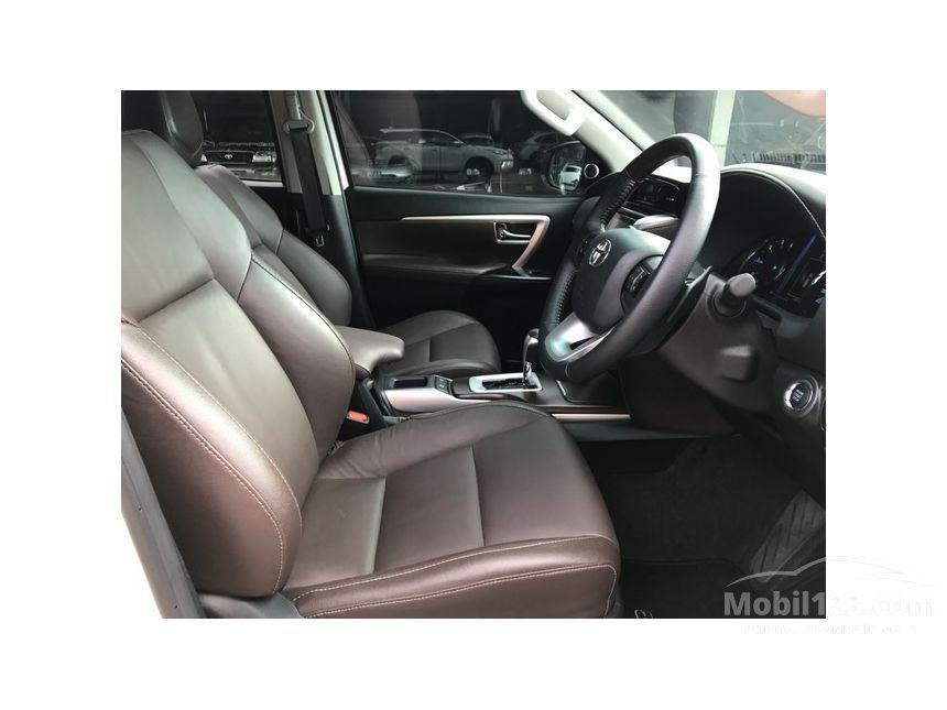 2016 Toyota Fortuner VRZ SUV
