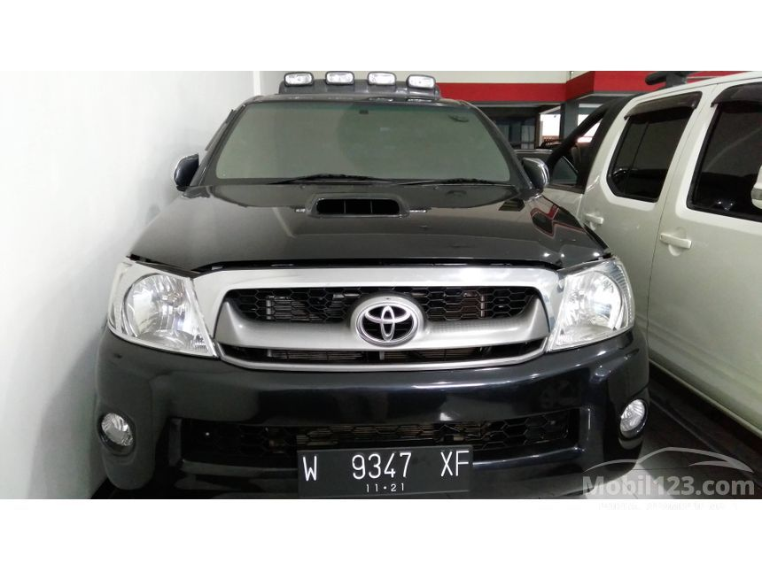 2010 Toyota Hilux E Pick-up