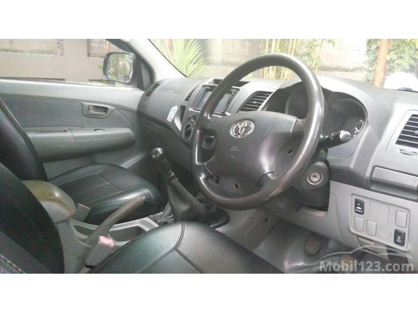 2006 Toyota Hilux Vigo Double Cabin