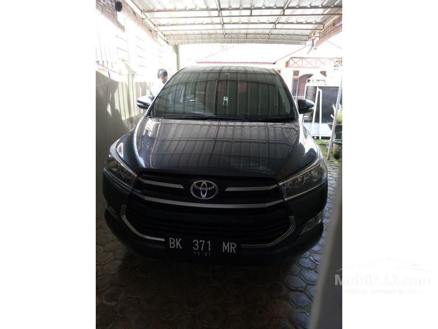 Jual Mobil Toyota Innova 2014 2 0 Di Sumatera Utara Manual