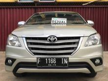 2014 Toyota Innova 2.0  Compact Car City Car