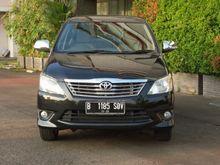 Toyota Grand Innova 2.0  MPV Minivans