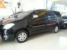 2010 Toyota Innova 2.0 G Manual Upgrade V Istimewa TDP Murah Harga Nego Mulus Siap Pakai Mudik