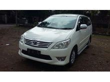 2012 Toyota Innova 2.5 MPV Minivans