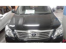2012 Toyota Innova 2.0 bensin automatic