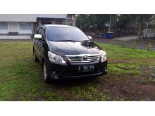 2013 Toyota Innova 2.0 MPV Minivans Hitam Terawat