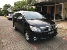 2012 Toyota Innova 2.0 MPV Minivans
