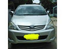2009 Toyota Innova 2.0 MPV Minivans