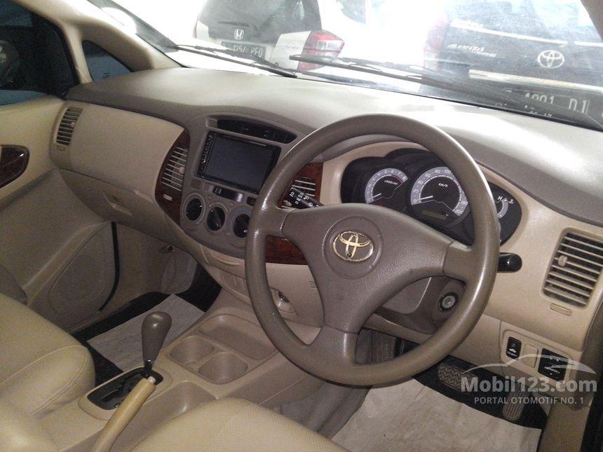2008 Toyota Innova MPV Minivans