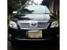 Toyota Innova G/AT 2012