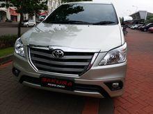 2013 Toyota Innova 2.5  MPV Minivans