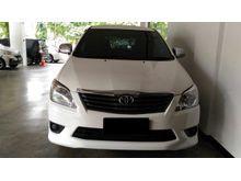 Dijual Cepat Toyota Innova 2.5 Diesel tahun 2013 (surabaya)