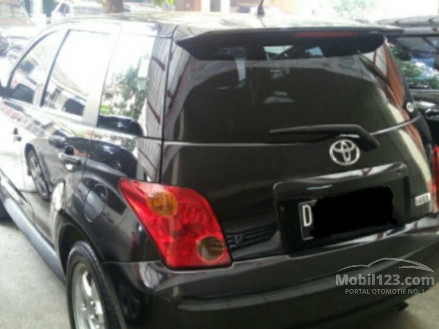 Toyota Ist 2003 1 5 Di Jawa Barat Automatic Compact Car