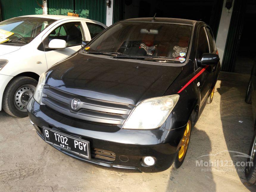 Jual Mobil Toyota Ist 2003 1 5 Di Jawa Barat Automatic