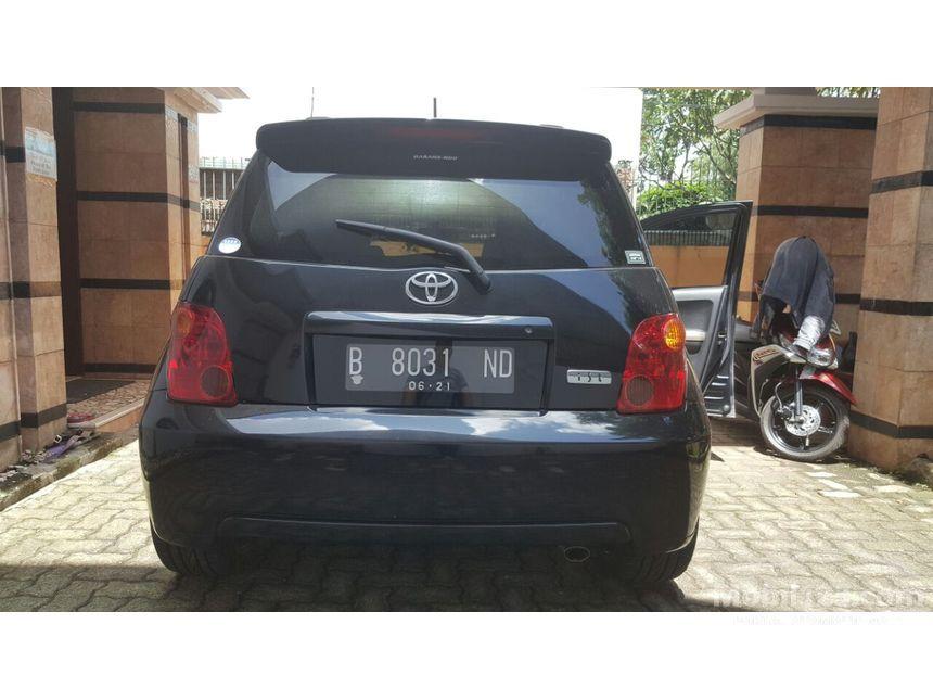 Toyota Ist 2005 1 5 Di Dki Jakarta Automatic Compact Car