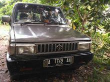 Toyota Kijang 1.8 1996 , pajak hidup