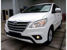 Toyota Kijang Innova 2.0  E AT 2014 Putih