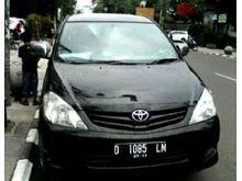 2009 Toyota Kijang Innova 2.0 E MPV