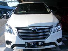 2015 Toyota Kijang Innova 2.5 E MPV