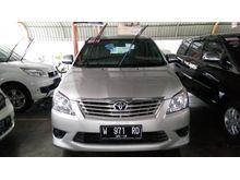 2013 Toyota Kijang Innova 2.0 E