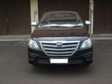 2014 Toyota Kijang Innova 2.5 E diesel