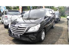 2014 Toyota Kijang Innova 2,0 E