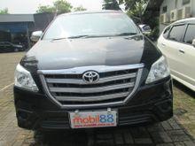 2014 Toyota Kijang Innova 2.0 E Airbag