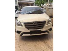 2014 Toyota Kijang Innova 2.0 E MPV