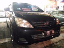 Toyota Kijang Innova 2008 2.5 E Malang Jawa Timur