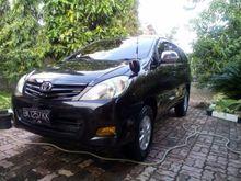 2010 Toyota Kijang Innova 2.0 E MPV