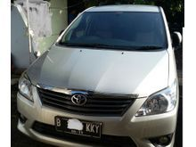 2012 Toyota Kijang Innova 2.0 E MPV