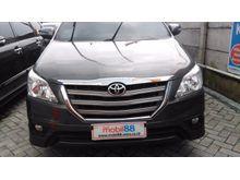 2014 Toyota Kijang Innova 2.0 G Luxury