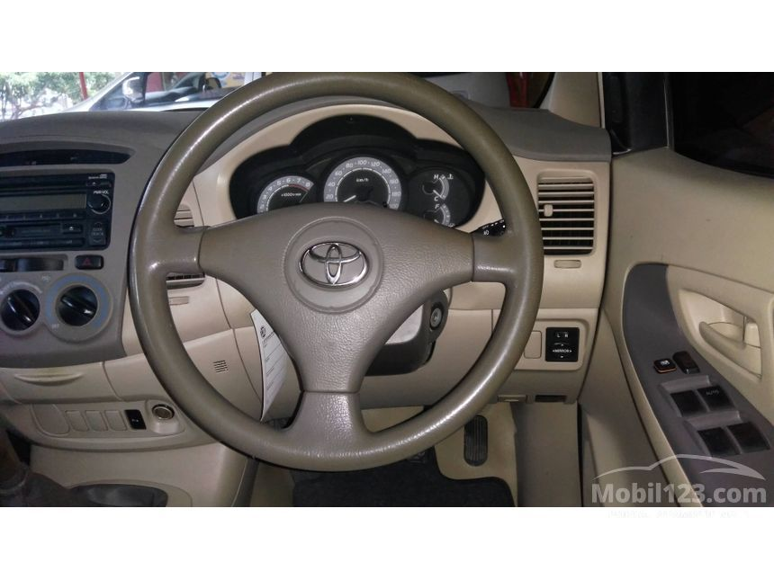 2007 Toyota Kijang Innova G MPV