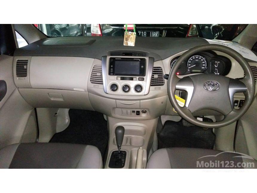 2014 Toyota Kijang Innova G MPV
