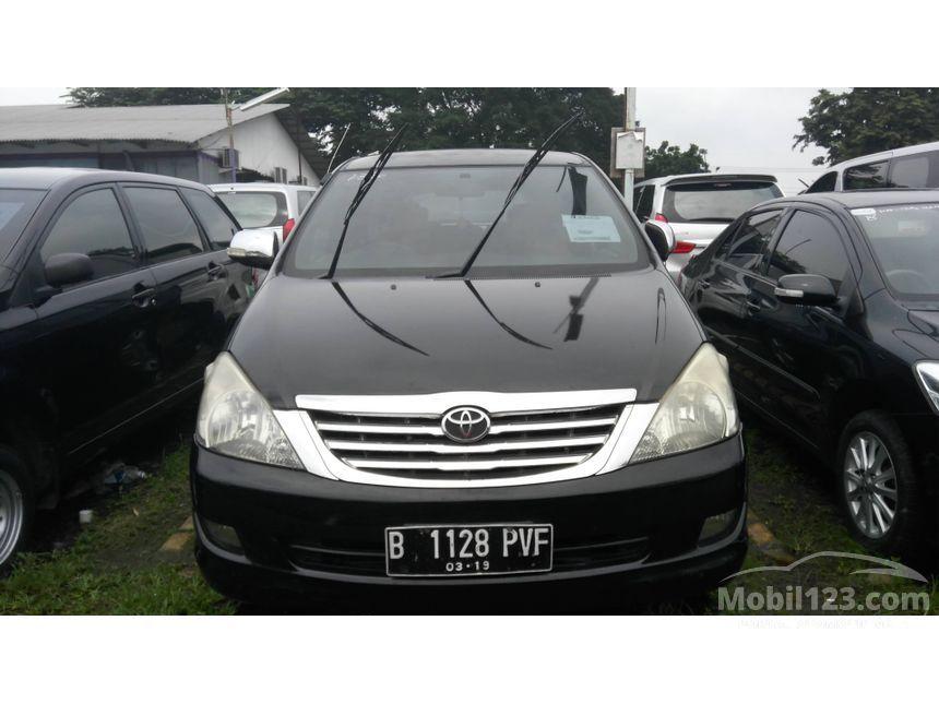 2004 Toyota Kijang Innova G MPV