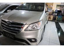 2014 Toyota Kijang Innova 2.0 G TDP 23 juta