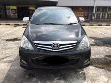 Toyota Kijang innova g at bensin 2010 tdp murah