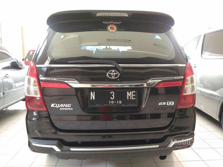 Toyota Kijang Innova 2014 G 2.5 di Jawa Timur Automatic ...