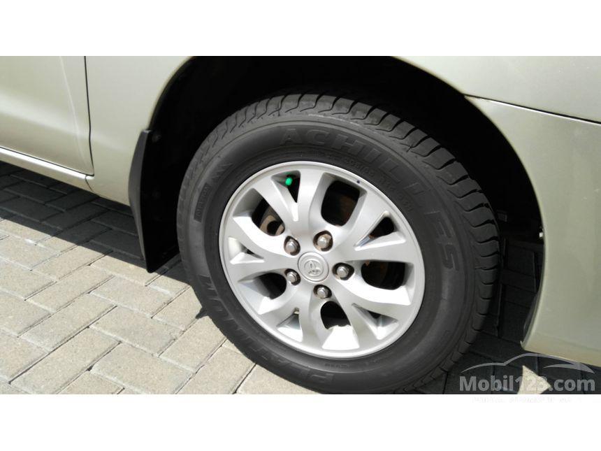 2011 Toyota Kijang Innova G MPV