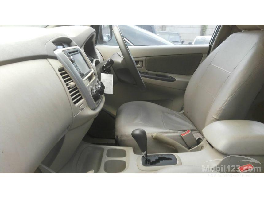 2013 Toyota Kijang Innova G MPV