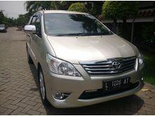 Dijual Toyota Kijang Innova 2.5 G Plus