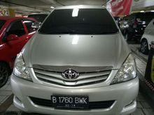 2009 Toyota Kijang Innova 2.0G