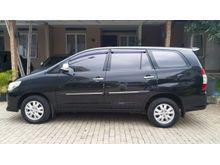 Dijual Toyota Kijang Innova 2.0 G matic thn 2012