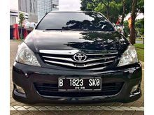 2010 Toyota Kijang Innova 2.0 G Automatic Paket Hemat