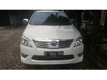 2013 Toyota Kijang Innova 2.0 G MPV